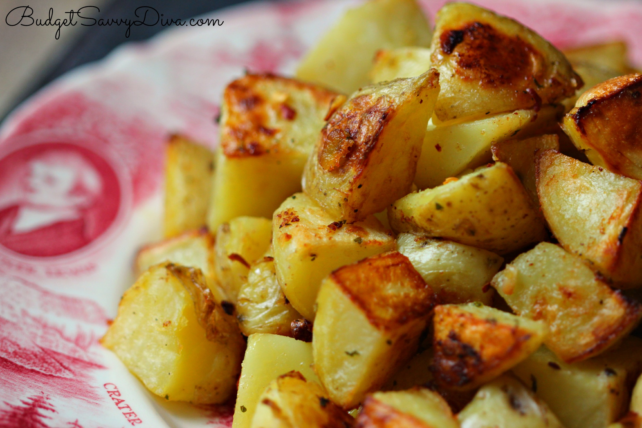 Ranch Roasted Potatoes Recipe – Marie Recipe | Budget ...