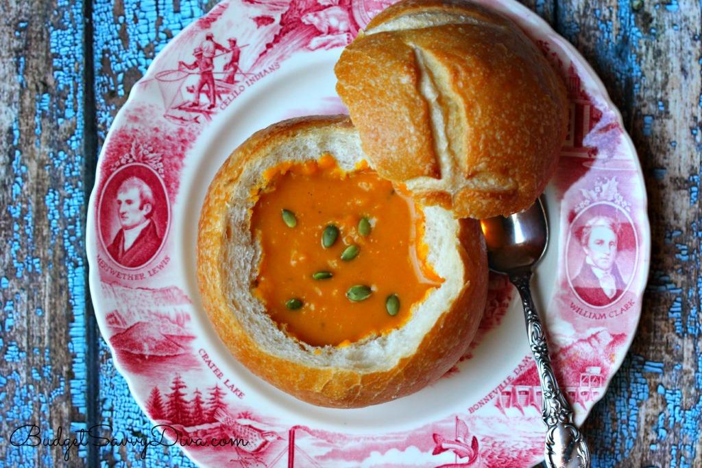 Panera Autumn Squash Soup Recipe