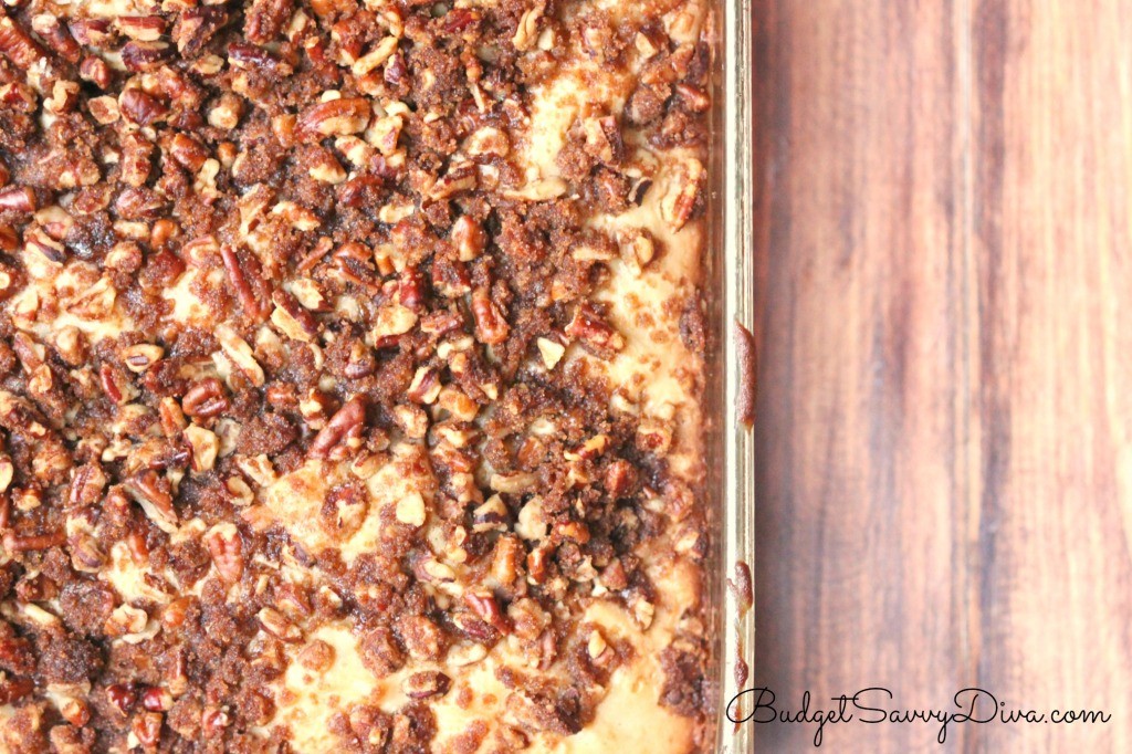Pecan Coffee Cake Recipe