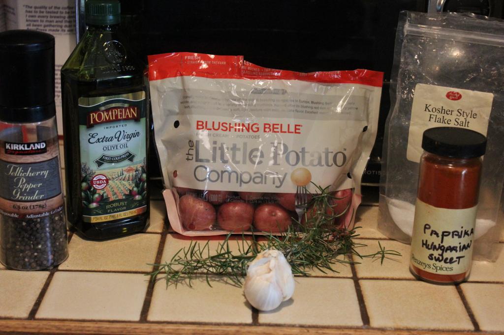 Herb-Roasted Potatoes Recipe