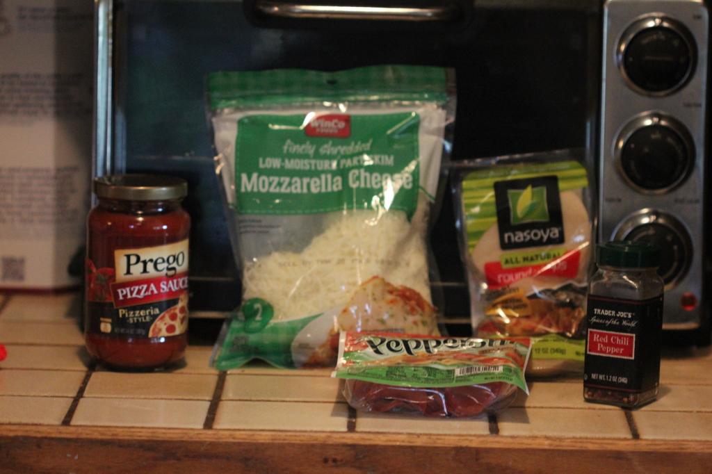 Homemade Pizza Rolls Recipe