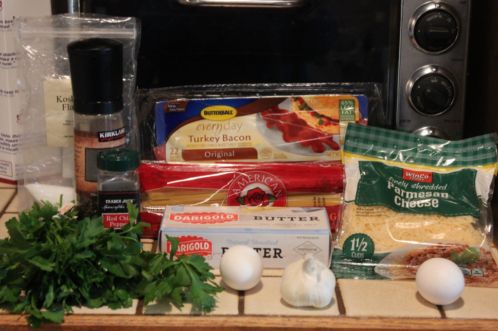 Super Quick Spaghetti Carbonara Recipe