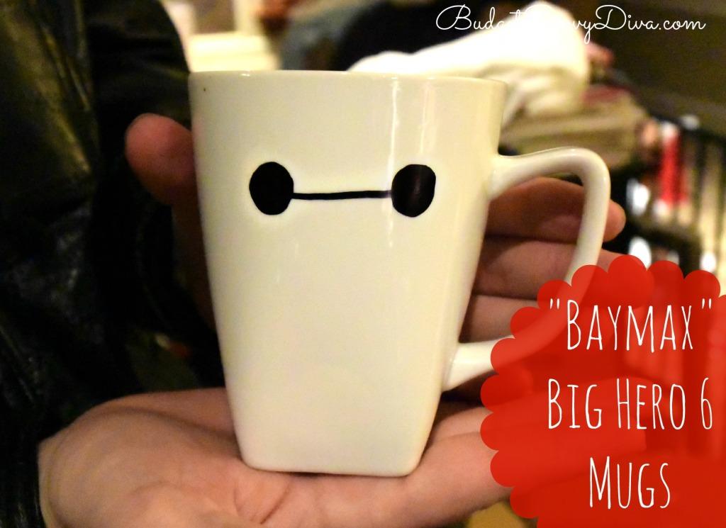Baymax Mug