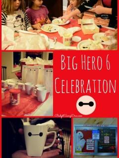 Big Hero 6 Celebration