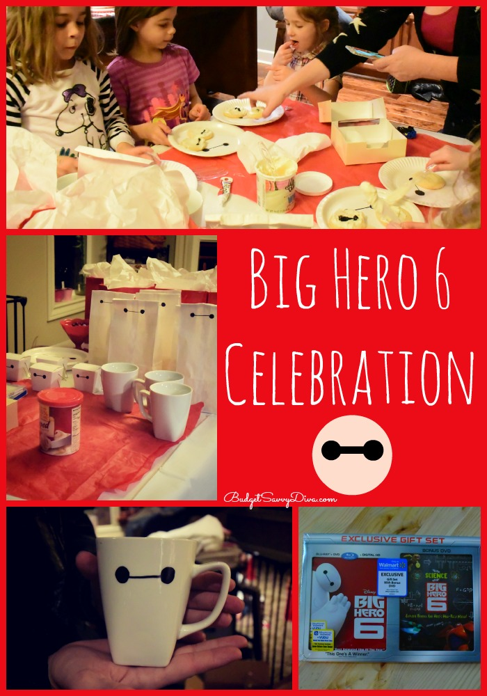 Big Hero 6 Celebration
