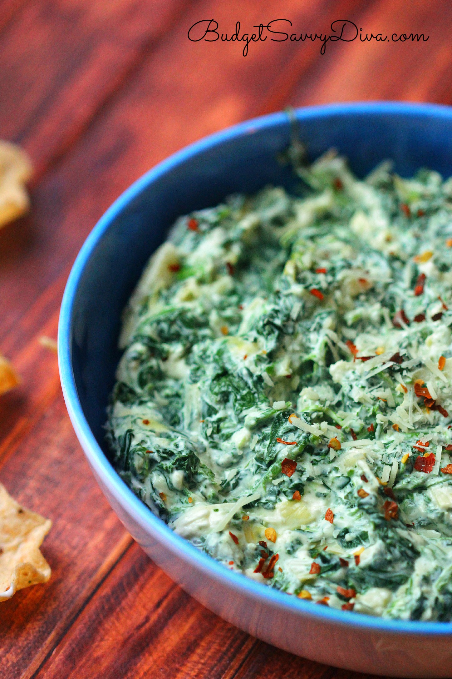 Easy Spinach and Artichoke Dip Recipe | Budget Savvy Diva