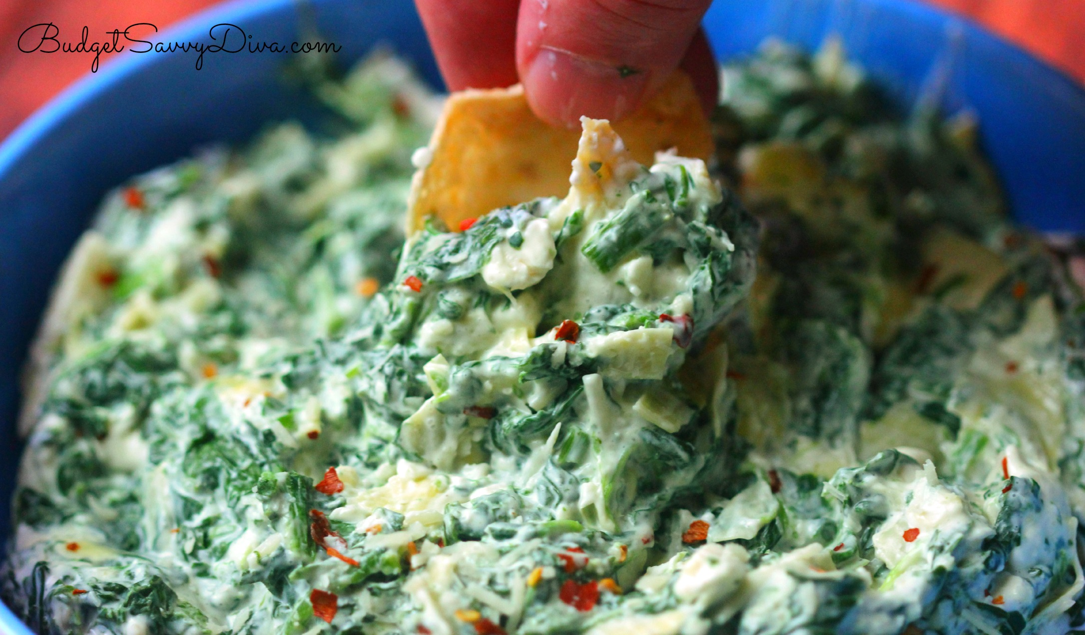 If you do make the Easy Spinach and Artichoke Dip Recipe please ...