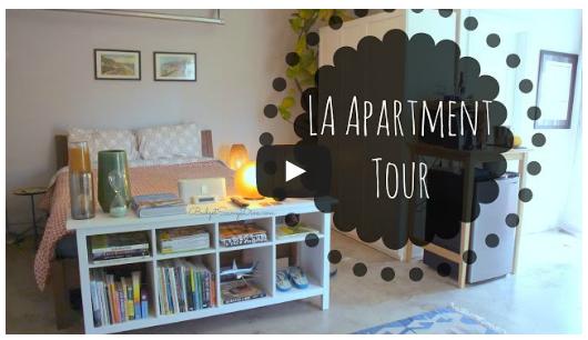 LA Apartment Tour