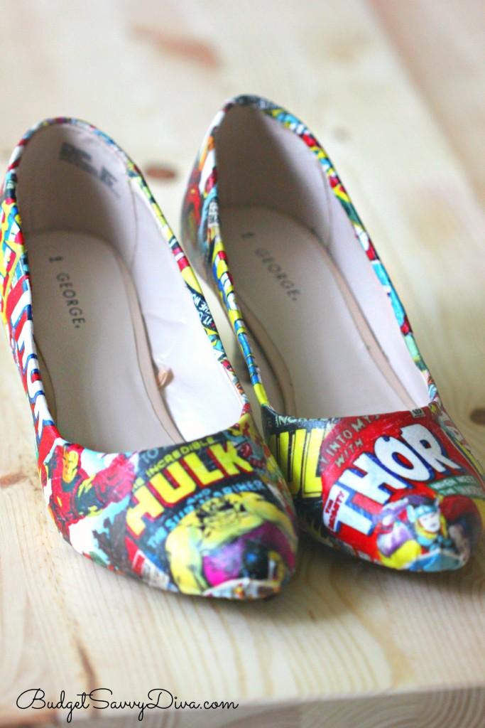 Avengers Shoes