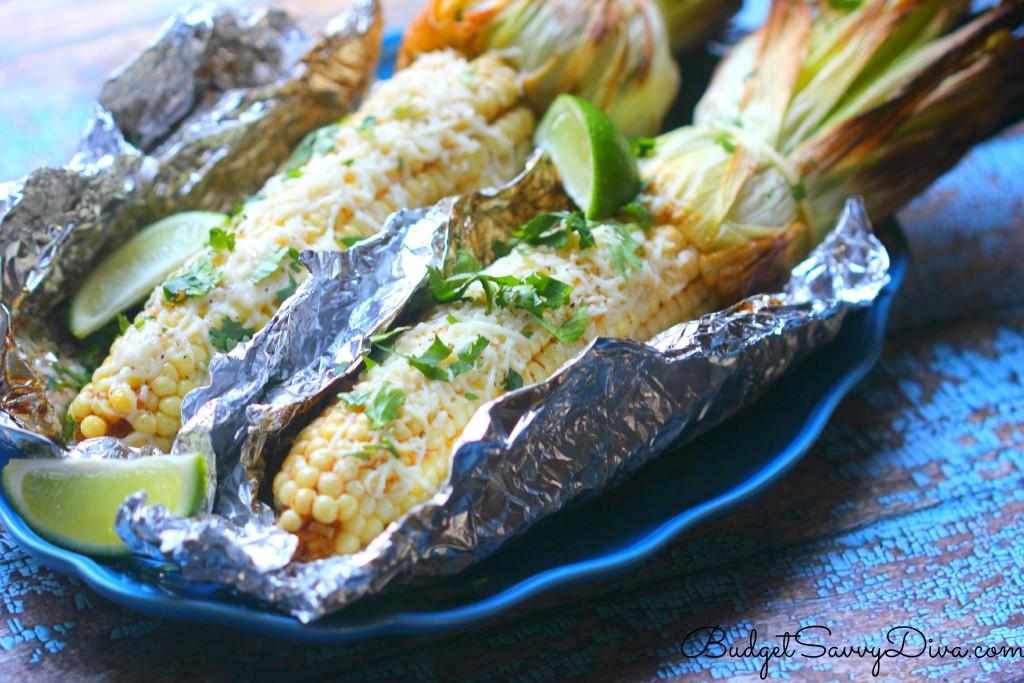 Mexican Corn on the Cob Recipe