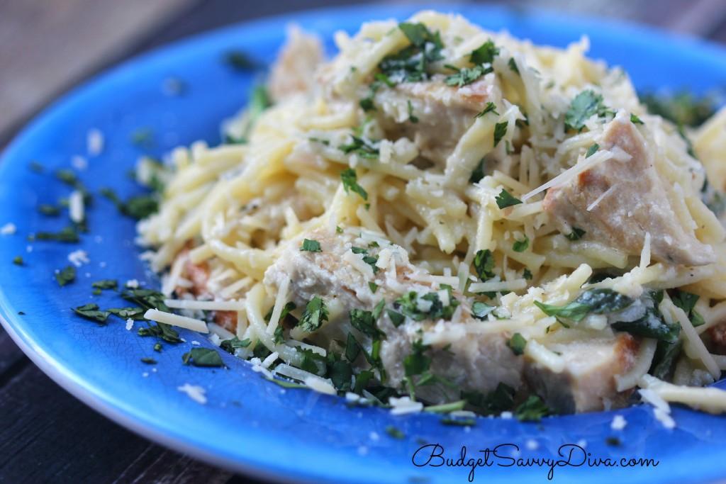 Easy Chicken and Pasta Dinner Recipe