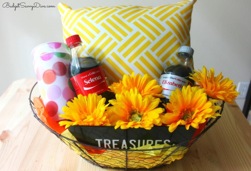 Coke Basket 2