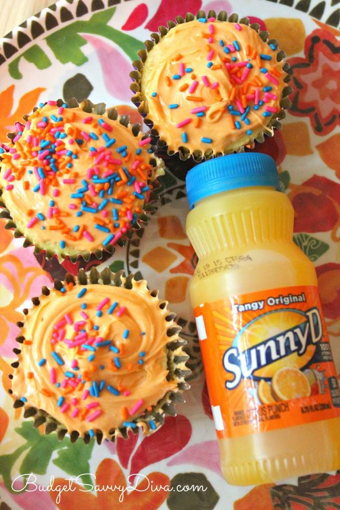 Sunny D 3