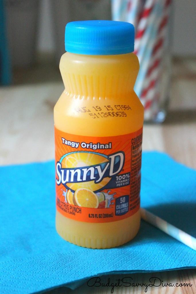 Sunny D 5