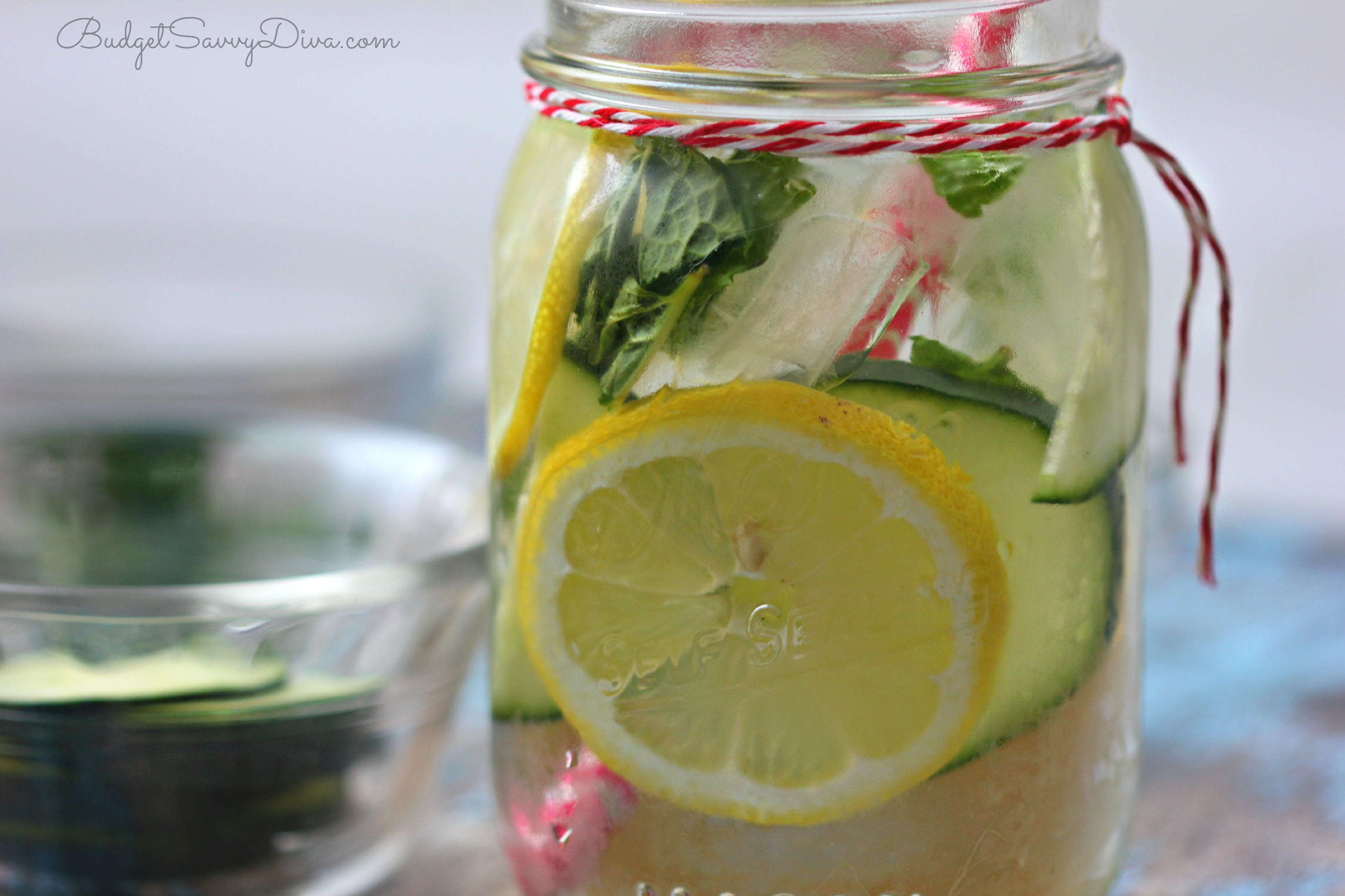 Clear Skin Detox Water Recipe Budget