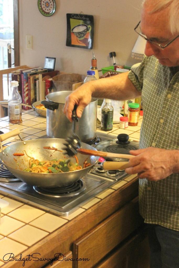 Dad Noodles