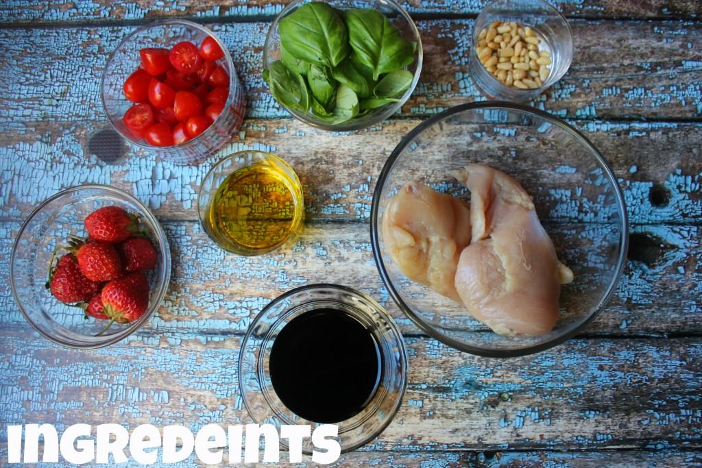 chicken summer ingredients