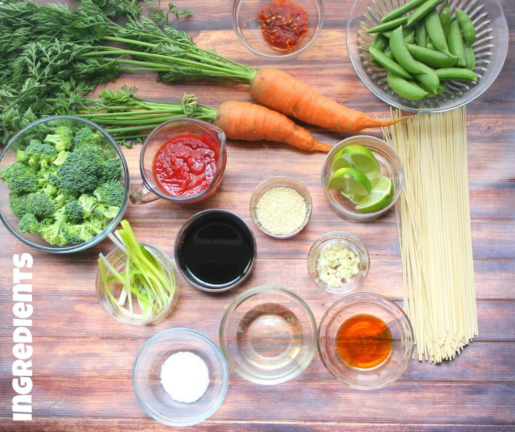 noodles ingredients
