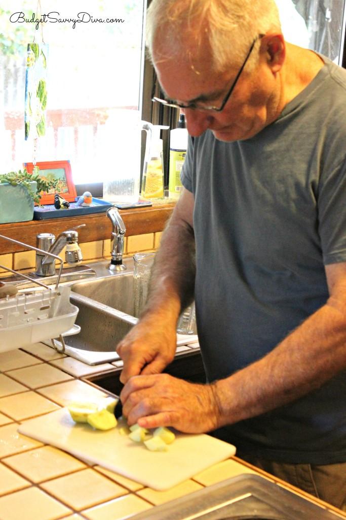 Apple Pie Dad