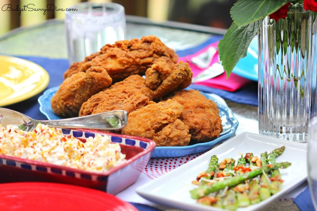 Sponsored Fried Chicken