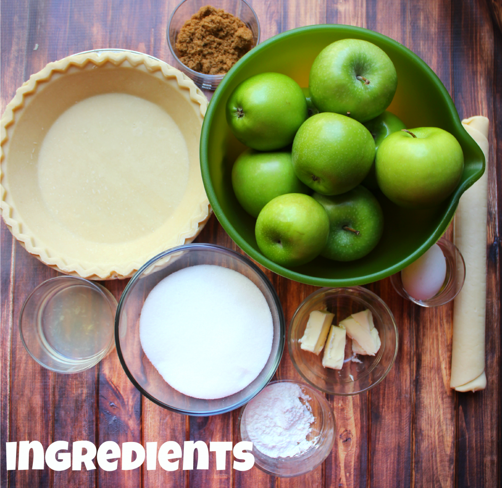 Apple Pie Recipe #LoveAmericanHome