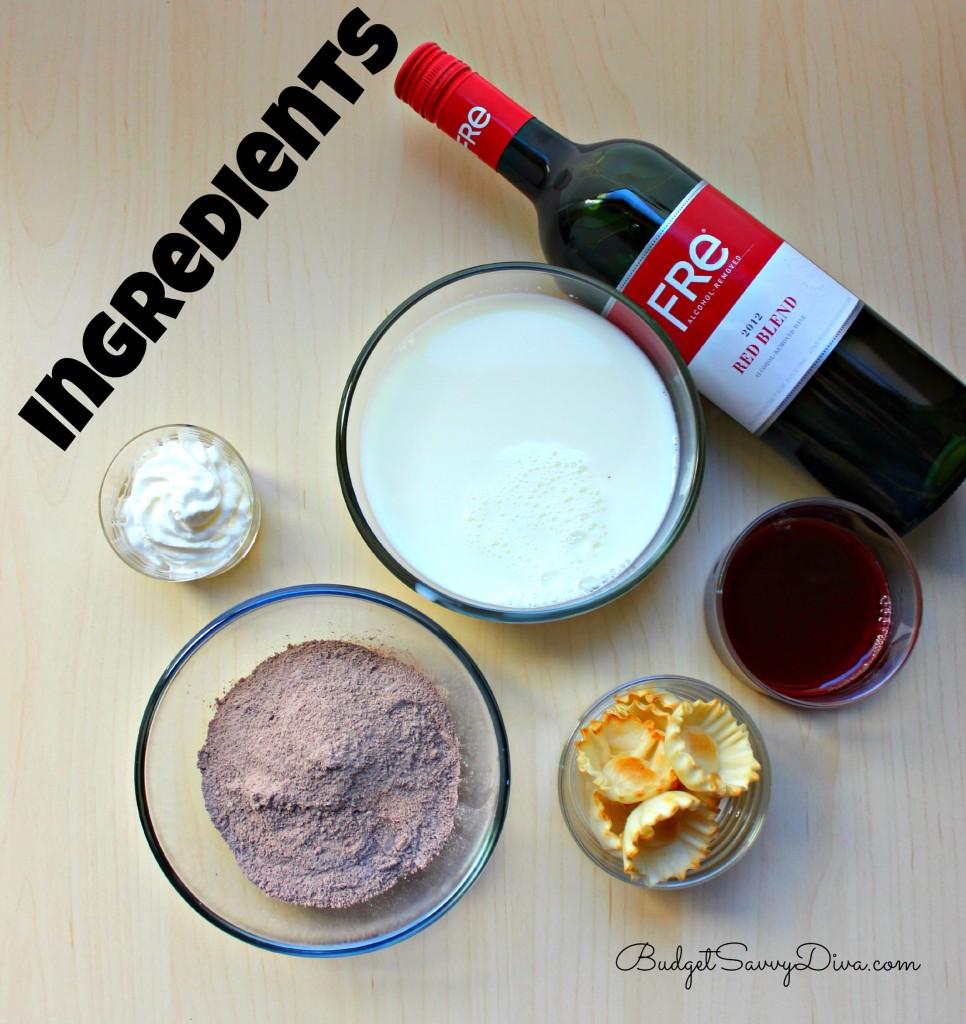 fre wine ingredients