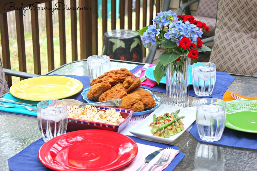 fried Chicken sponsored