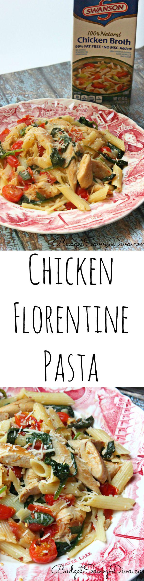 Chicken Florentine Pasta FINAL