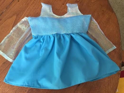 Elsa Dress 13