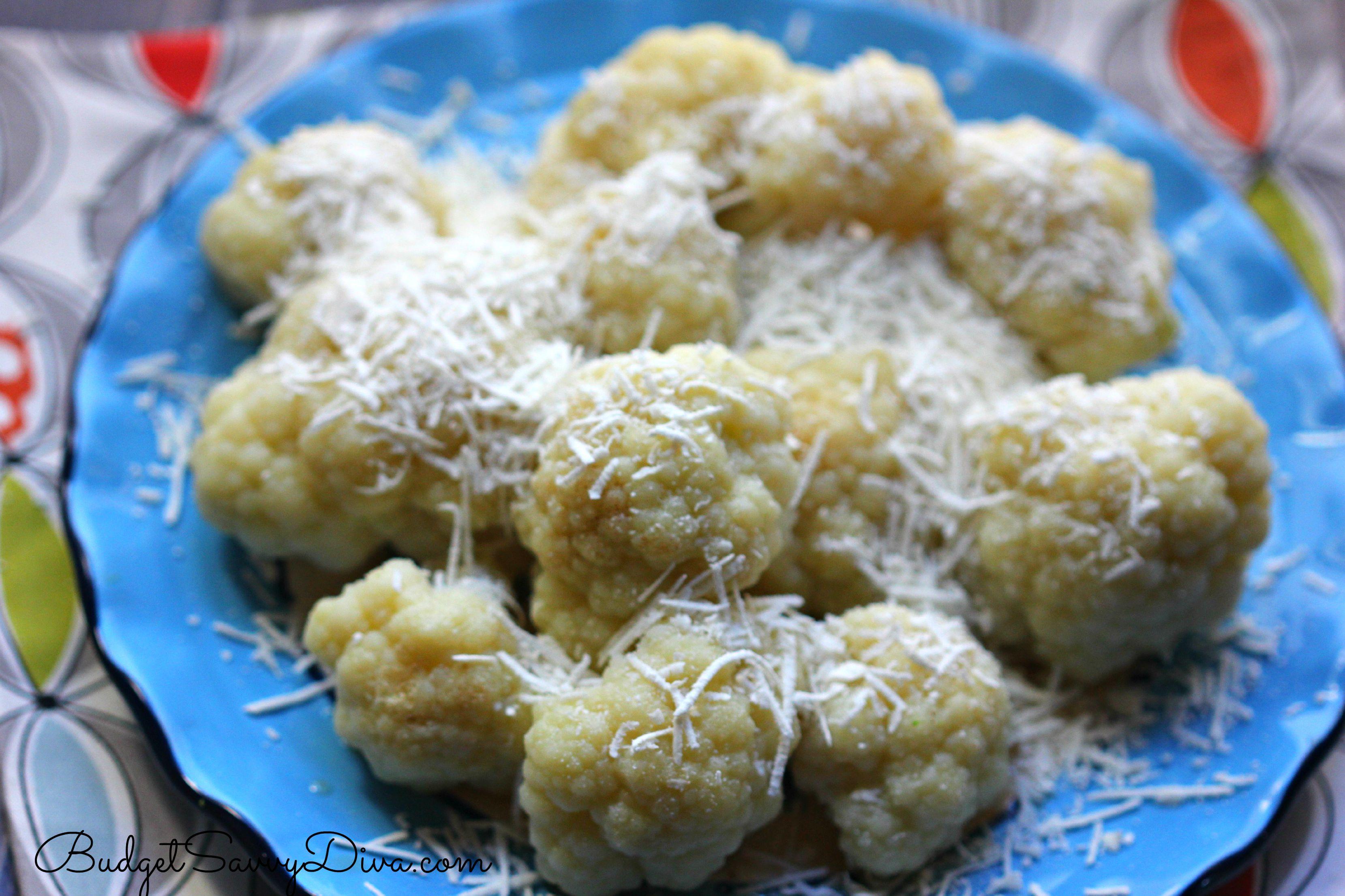 Brown Butter Cauliflower 4