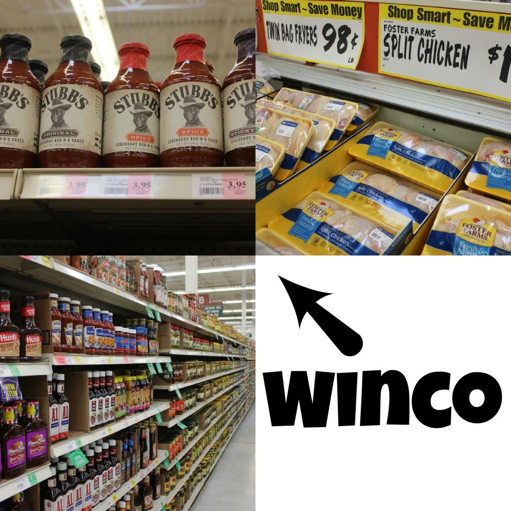 BBQ Sauce winco