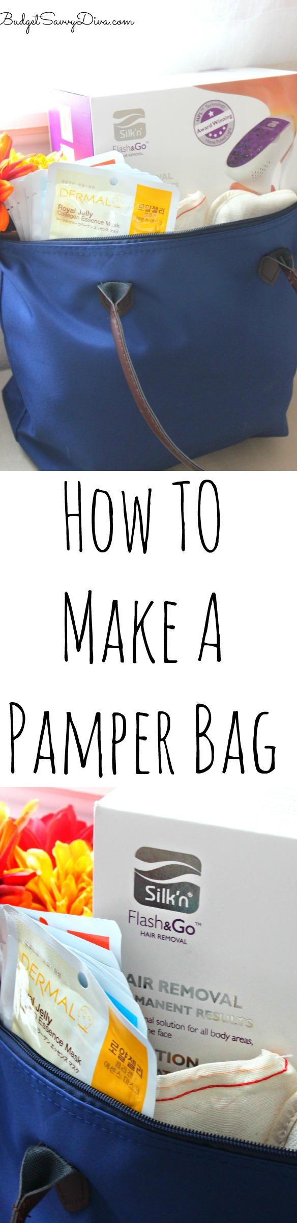 Pamper Bag Flash