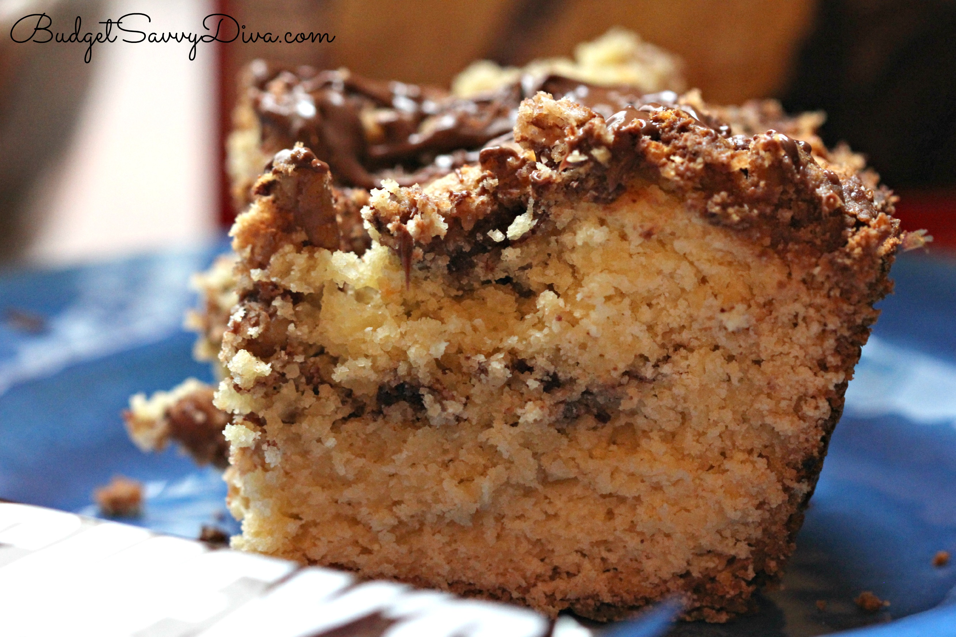 Chocolate Swirl Coffee Cake Recipe Budget Savvy Diva