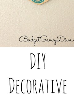 DIY Decorative Wooden Sign