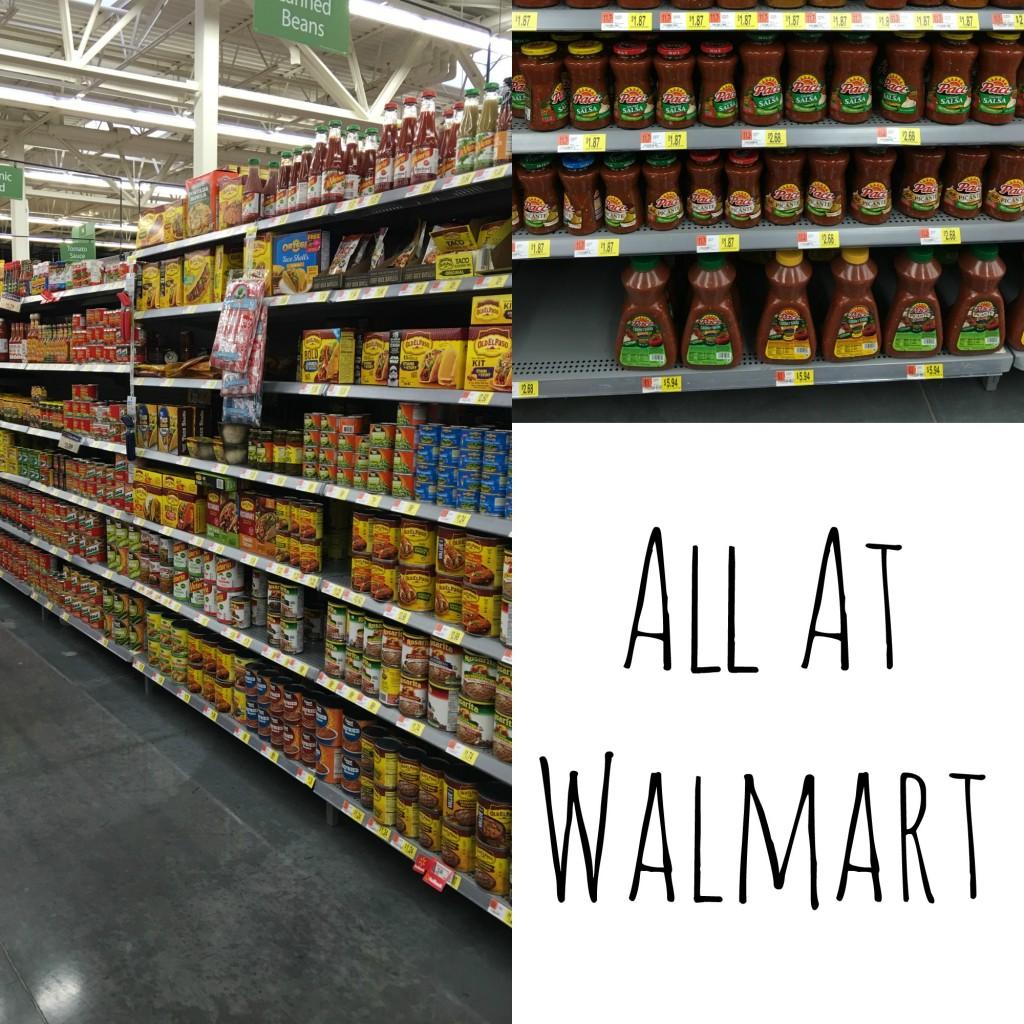 Pace Walmart