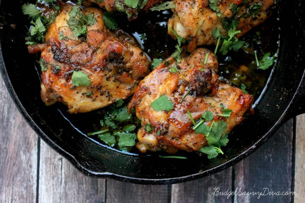 Chicken Skillet 5