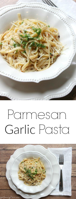 Parmesan Garlic Spaghetti FINAL