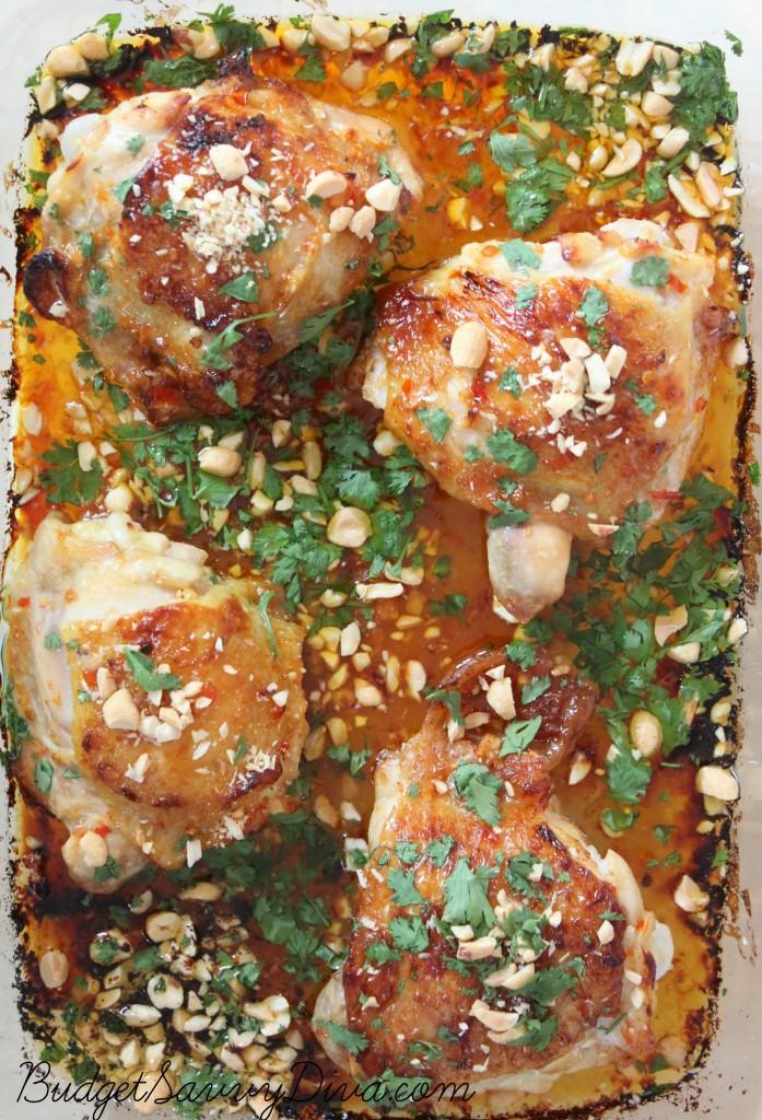 Thai Chicken Recipe 2