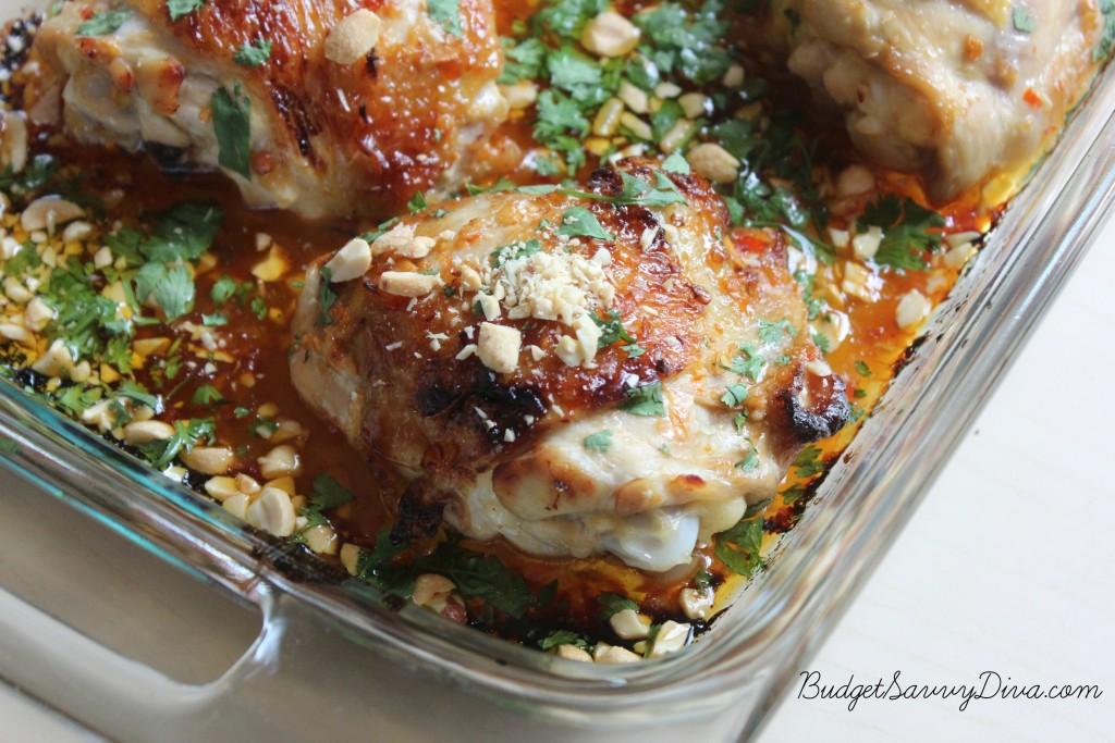 Thai Chicken Recipe 4