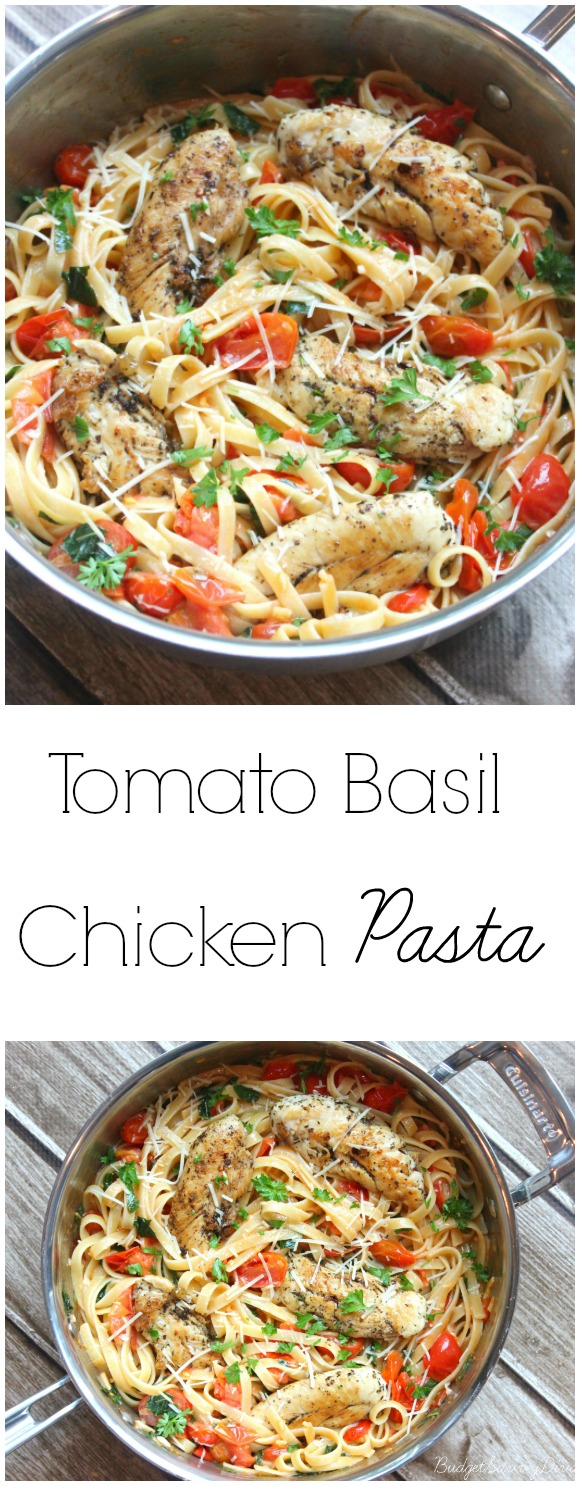 Tomato Basil Chicken Pasta FINAL