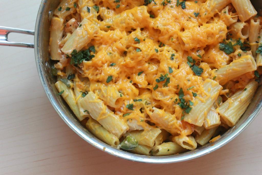 Chicken En Pasta 2