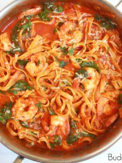 shrimp pasta 4