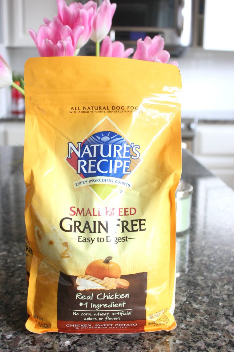 Nature Recipe Dog Food China
