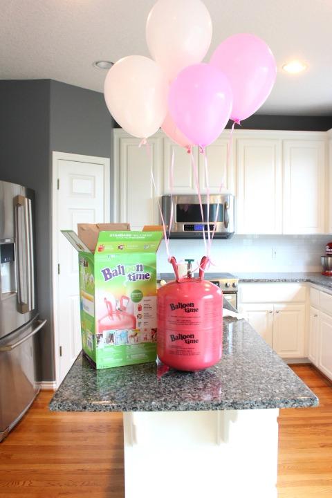 Valentine's Day Balloon Bouquet   Budget Savvy Diva