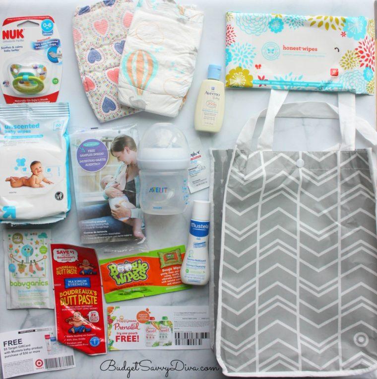 Baby Freebie Bag At Target Budget Savvy Diva - Baby freebies