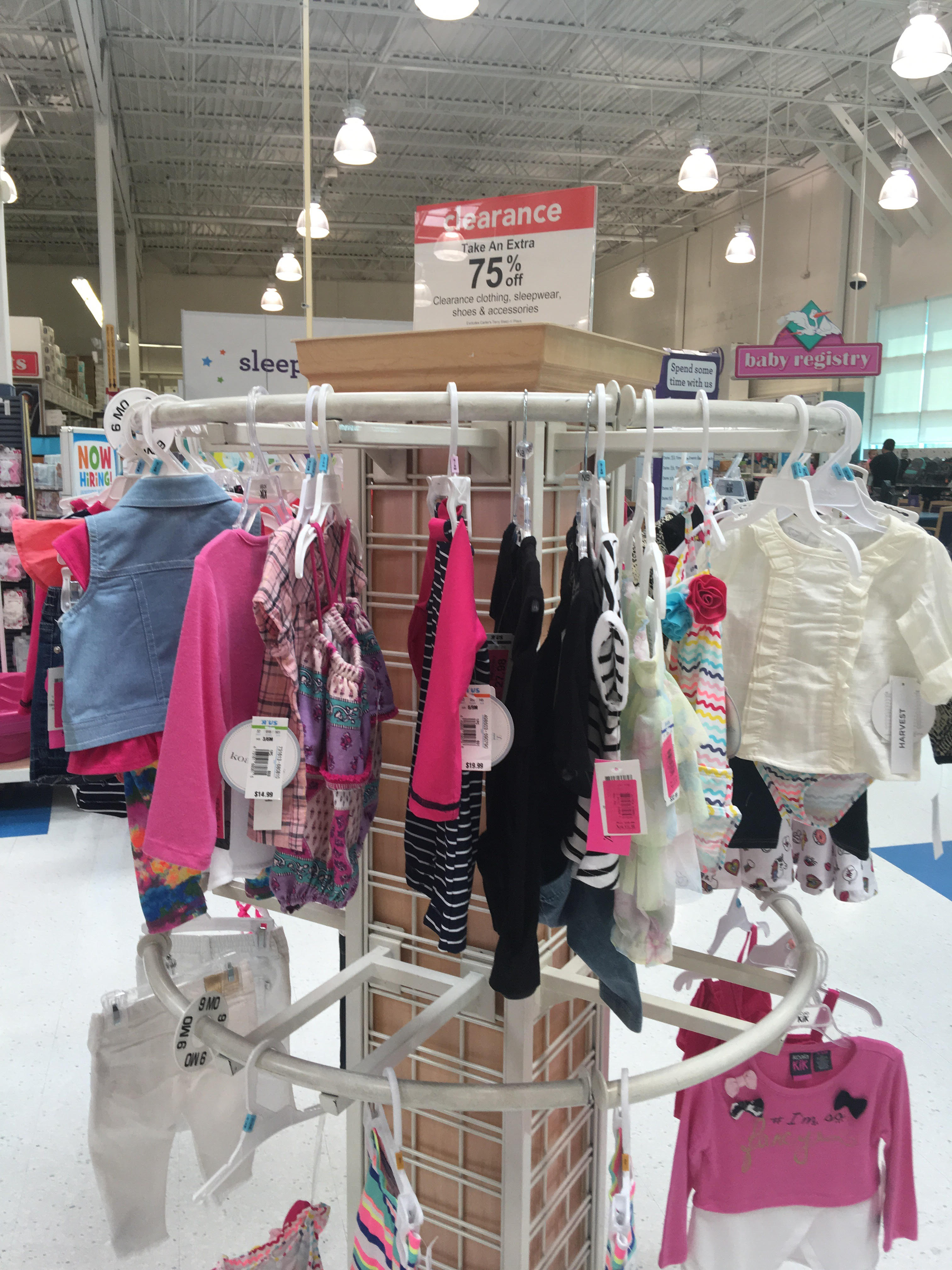 HUGE Clearance Deals At Babies R Us