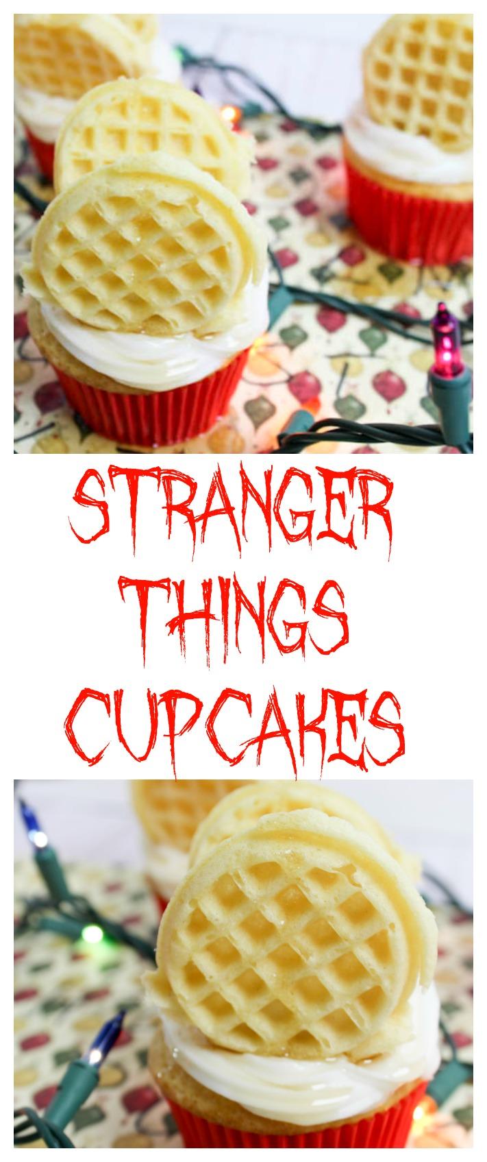 Stranger Things Cupcakes Budget Savvy Diva