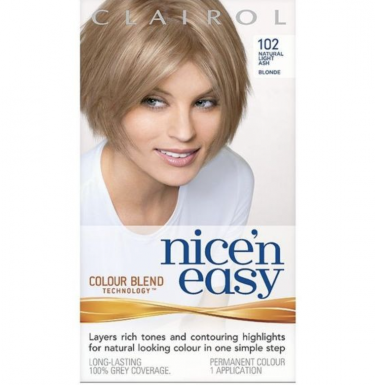 Free Sample Of Clairol Nice N Easy Hair Color Budget Savvy Diva