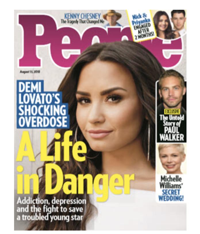 FREE Subscription to People Magazine | Budget Savvy Diva