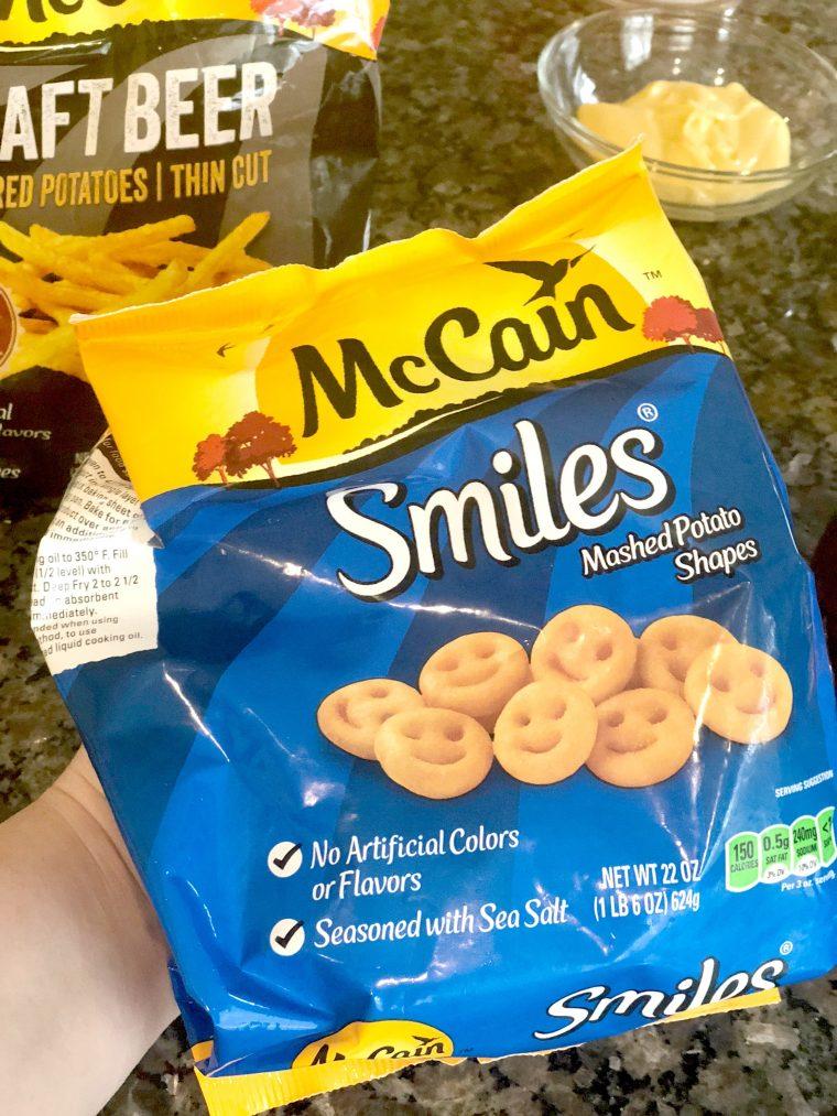 Mccain Sweet Potato Smiles